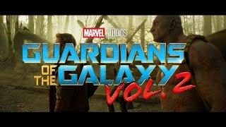 Guardians of the Galaxy Vol. 2/ガーディアンズオブギャラクシー2のテ...