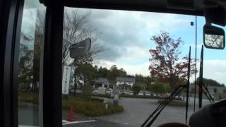 2013.11.22 石舞台古墳からは奈良交通明日香周遊バスに乗車し、飛鳥大仏...