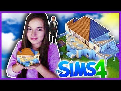 Строим Наш Домик ❤ The Sims 4 // Детка Геймер #40