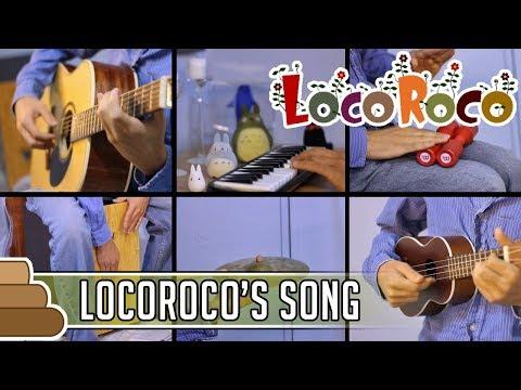 Nobuyuki Shimizu - LocoRoco's Song (for recorder and melodica) [LocoRoco]