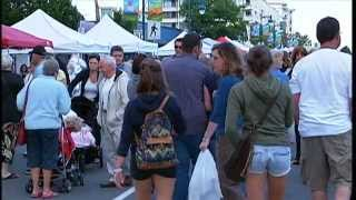 Update On The Thursday Night Market in Sidney - Shaw TV Victoria
