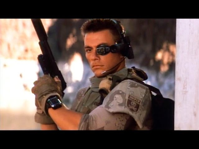 Universal Soldier 1992 (MAKING OF HDTV) Travel Video