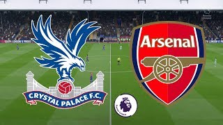 Premier League 2018/19 - Crystal Palace Vs Arsenal - 28/10/18 - FIFA 19