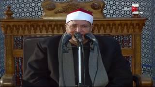 وزير الأوقاف في خطبة الجمعة: لا يجوز شرعا قتل الكافر.. وحماية الكنائس واجبة