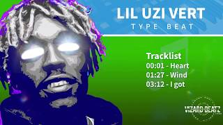 부드러운 랩하기 좋은 비트 모음 - 다운로드 (Lil Uzi Vert Type Beat )   Prod. Vizard Beatz