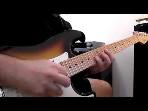 Roger Mayer Voodoo 1 - Funky Track
