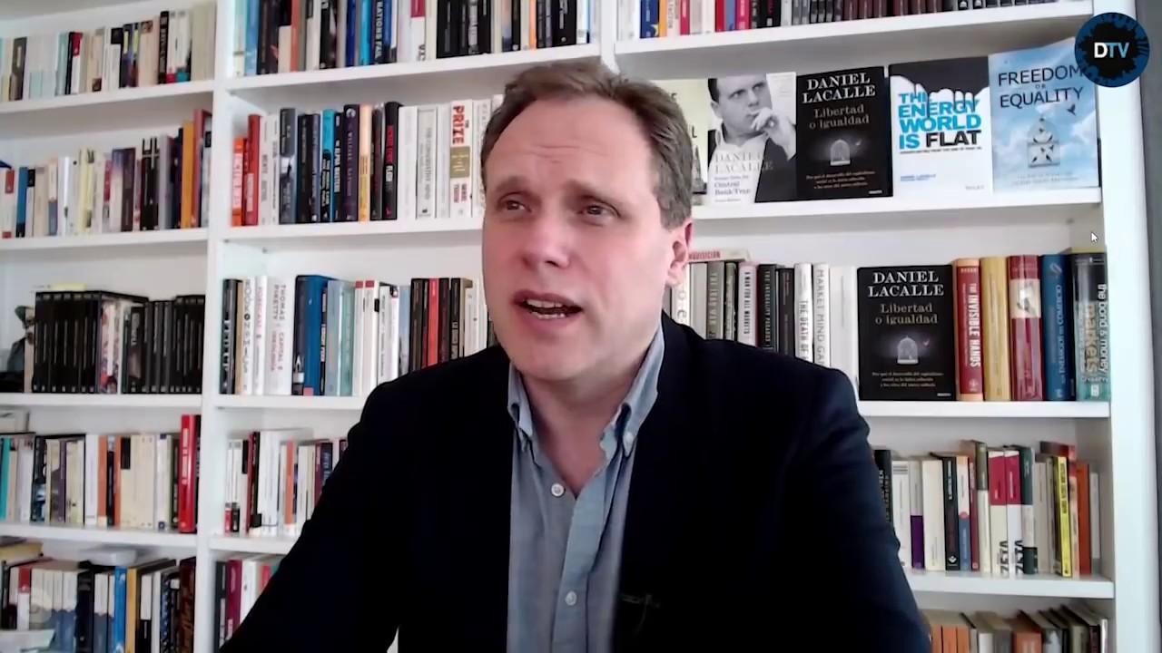 DANIEL LACALLE: SÁNCHEZ QUIERE CREAR UNA ECONOMÍA STALINISTA EN ESPAÑA, MUCHOS POBRES Y SUBVENCIONES