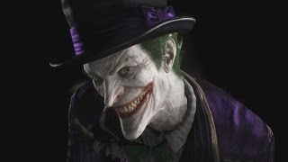batman arkham knight batgirl a matter of family all the joker scenes and game over screens