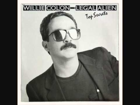 WILLY COLON - Magazine cover