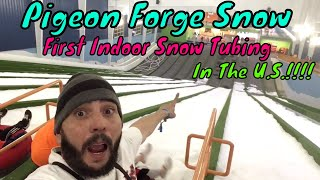 Snow Tubing - Pigeon Forge Snow- The First Indoor Snow Tubing Attraction In The U.S.!!
