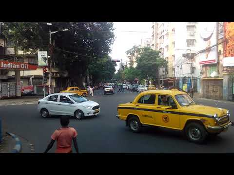 Kolkata Road Guide : Lansdowne to Burrabazar