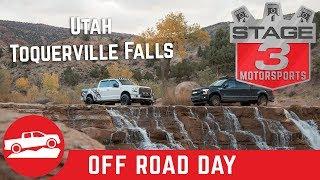 Stage 3 Motorsports Utah Toquerville Falls Off Road Highlights