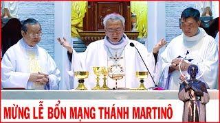 Giáo xứ Martinô - Mừng lễ bổn mạng Thánh Martinô 2017