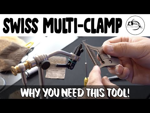 The Swiss Multi-Clamp: A Tool You Didn't Know You Needed. But You Do...