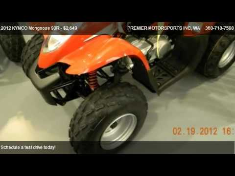 2012 kymco mongoose 90r atv w reverse for sale in vancouver wa 2012 kymco mongoose 90r atv w reverse for sale in vancouver wa 98665 publicscrutiny Image collections