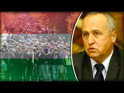 HUNGARY MINISTER EXPOSES LINK BETWEEN TERRORISM & OPEN BORDERS