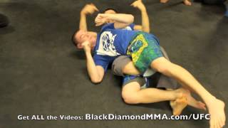 Twister Submission in the UFC – Taught at Black Diamond MMA