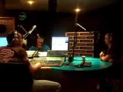 Just Jack - Glory Days - Interview @ 97.4 Rock FM