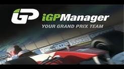 IGP Manager #1 Das erste Rennen kann dir vieles sagen ft Tim von Lighting Fire
