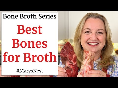 Best Bones For Making Beef Bone Broth