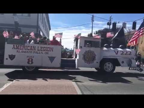 Klamath Falls 4th of July Parade 2016