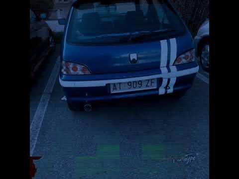 La mia Peugeot 106 - YouTube
