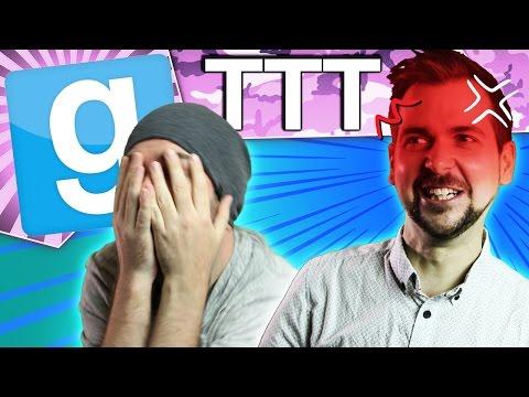 WORST TTT EVER - Gmod TTT (Garry's Mod Funny Moments)