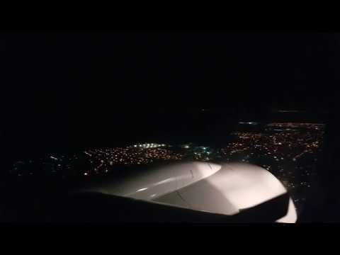 HD | Landing In Managua, Nicaragua | B-738 COPA