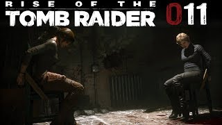 Rise of the Tomb Raider 011 | Wir wurden verraten | Let's Play Gameplay Deutsch thumbnail