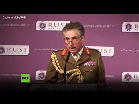 Британский генерал: Русская