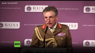 Британский генерал: Русская армия опасна