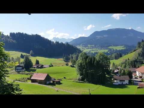 Film: Oberstdorf und seine Ortsteile