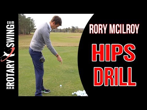 Rory Mcilroy Hips Drill | Speed Speed Speed