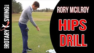 Rory Mcilroy Hips Drill   Speed Speed Speed