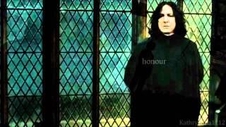Severus Snape - Hand of Sorrow