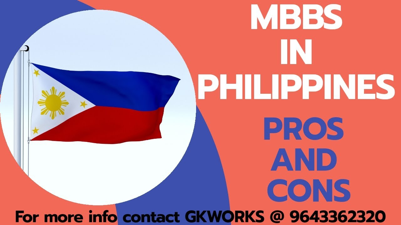 MBBS MD course fee duration universities Philippines