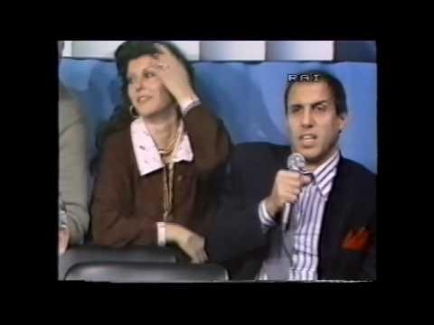Adriano Celentano Fantastico 6  '85 Joan Lui