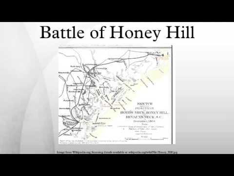 Battle of Honey Hill