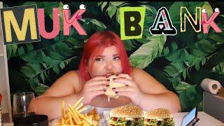 Hamburger Eşliğinde Kötü Yorumlar Mukbang   Leş karı