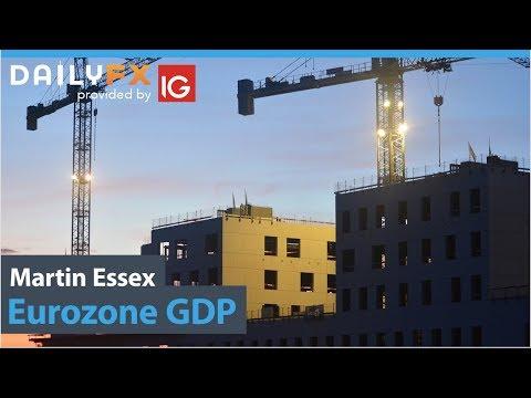 Eurozone GDP Growth Slows, Euro Still Under Downward Pressure