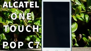 Alcatel One Touch Pop C7 - naaawet dobry? [SMARTFONY DO 500 ZŁ]
