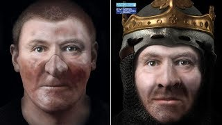 Robert the Bruce Facial reconstruction