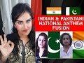 INDIAN Reaction on PAKISTAN NATIONAL ANTHEM & INDIAN NATIONAL ANTHEM