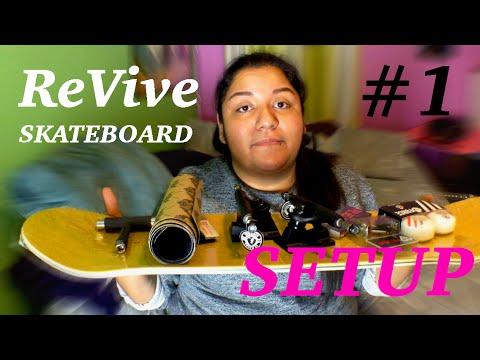 ReVive Skateboard SetUp #1 | itsKoraimaG