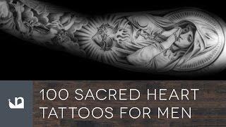 Video 100 Sacred Heart Tattoos For Men download MP3, 3GP, MP4, WEBM, AVI, FLV Agustus 2018