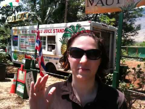 Hello from Maui... home of the best smoothies on Earth!
