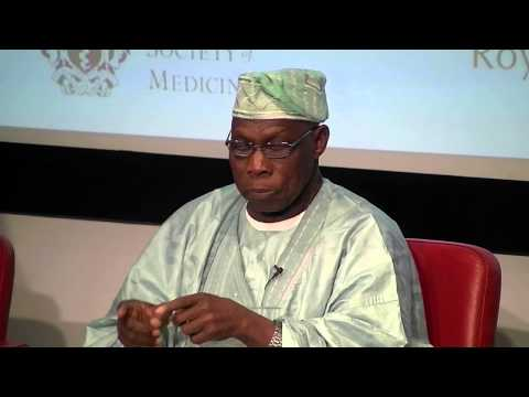 My Watch - Book Launch with Olusegun Obasanjo