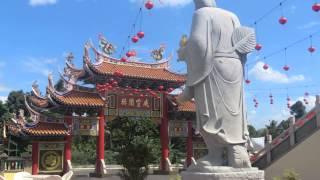 马来西亚士毛月法华宫(济公庙) 240116