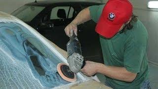 27.) Можно ли отполировать лобовое стекло и фары
