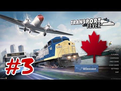 Let's Play Transport Fever - Fraser Valley | 03
